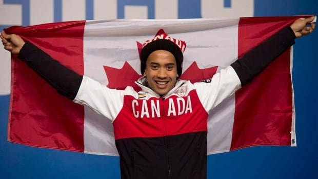 Canadian speed skater Gilmore Junio stepped aside to let Denny Morrison race the 1,000 metres during the Olympics. Morrison would win a silver medal.