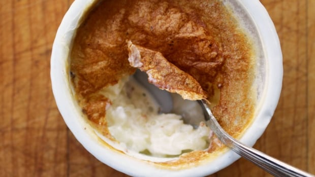Rice pudding - individual