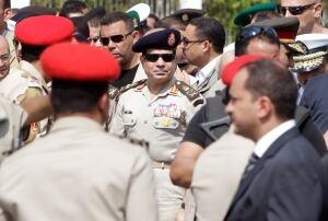 Egypt Abdel-Fattah el-Sissi
