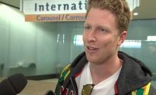 Cody Sorensen returns to Ottawa bobsleigh February 2014