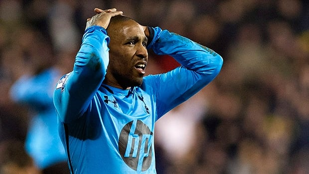 Jermain Defoe is expected to join Toronto FC over the weekend.