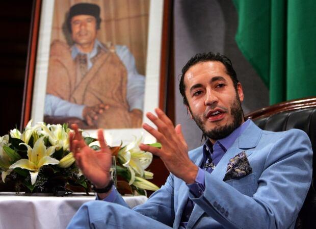 Saadi Gadhafi