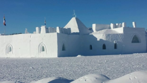 The SnowKing's castle