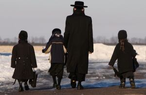 Jewish Sect Children 20140203