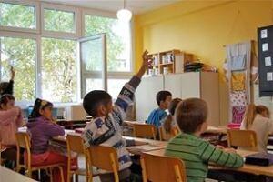 Roma at school