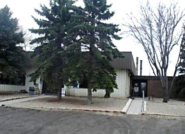 Regina Humane Society building