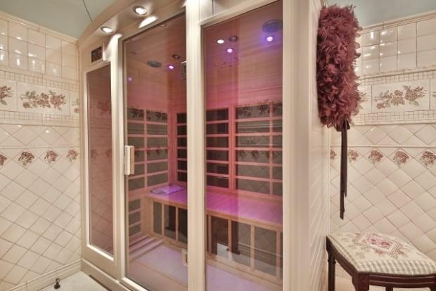Priddis sauna