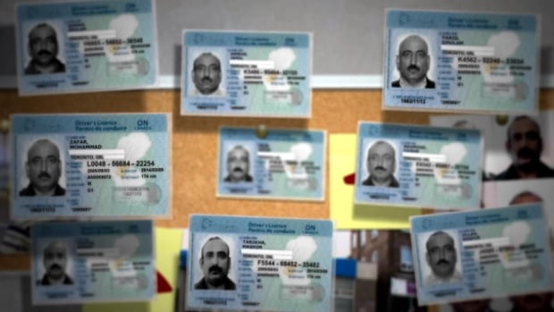 licence wall