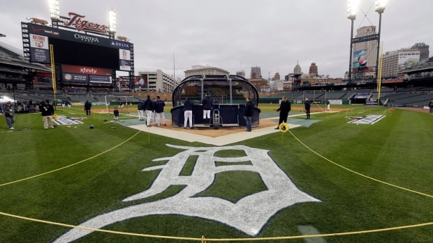 Tigers fans will pass through metal detectors while entering Comerica Park this season, part of a new set of security measures the team is putting in place.