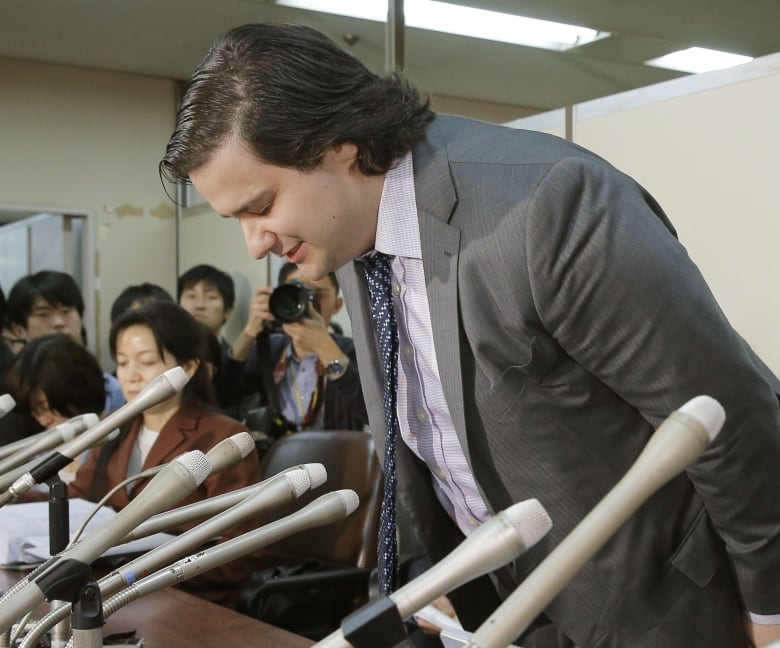 Bitcoin exchange, Mt. Gox, files for bankruptcy