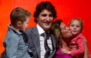 Liberals Trudeau 20121002