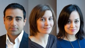 Omar Dabaghi-Pacheco Susan Burgess Kate Porter CBC Ottawa Work Shift