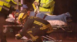 Surrey accident victim