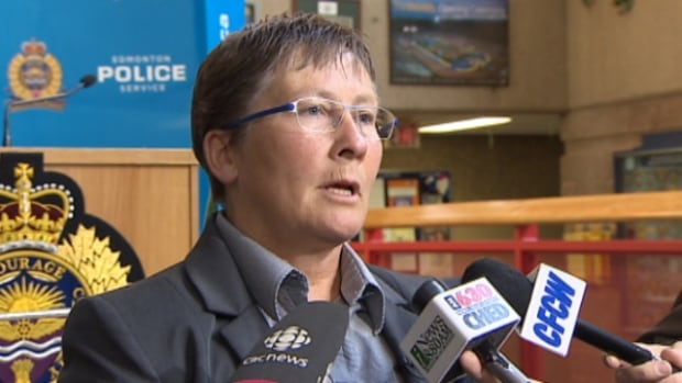 Edmonton Police Det. Roxanne McKean says the woman was attacked after she got off the bus at 68 Avenue and 110 Street.