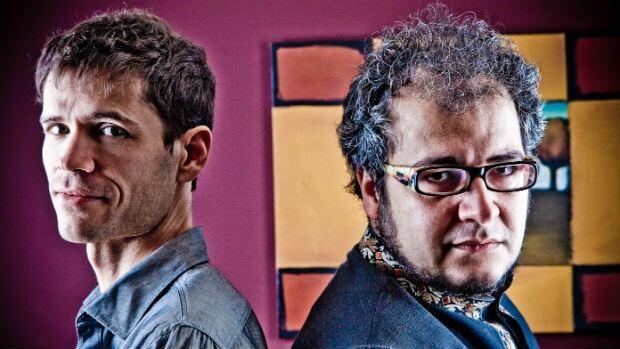 Richard Moody and Amir Amiri release their debut album entitled Safar.