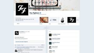 Foo Fighters drops local drummer's name on facebook