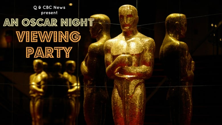 Oscars 2014: Academy Awards night viewing party | CBC News