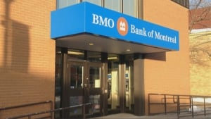 Bank of Montreal, Grand Falls-Windsor, Nfld