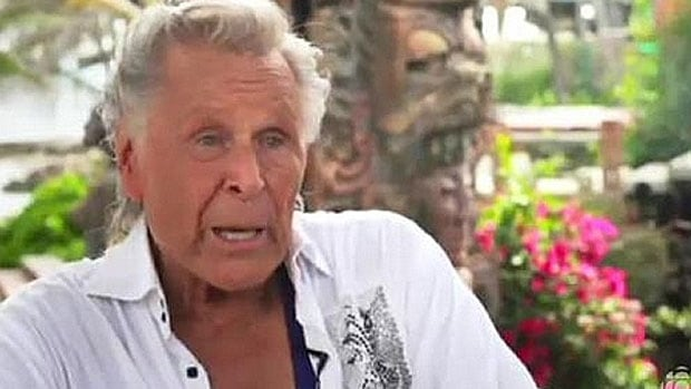 Peter Nygard has been accused of nearly doubling the size of his property in the Bahamas over the years by digging up sand and placing it along his beachfront.