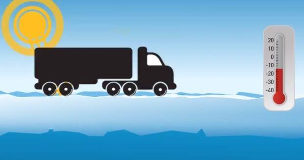Sahtu winter road restrictions