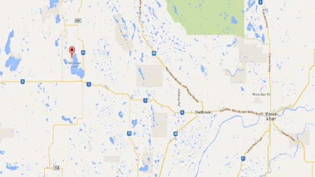 The Witchekan Lake First Nation is west of Prince Albert, Sask.