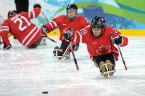 Graeme Murray, sledge hockey