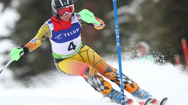 Alexandra Starker, para-alpine skiing