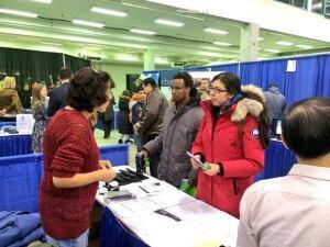 Saskatoon career fair
