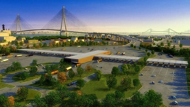 A new international crossing between Windsor and Detroit is scheduled to be finished by 2020.