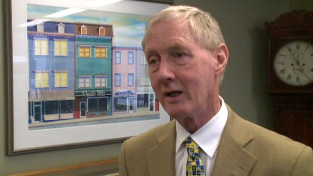 Mayor Dennis O'Keefe says the city will name slum landlords at a public meeting if they refuse to clean up properties, but they need to receive official complaints from tenants first.