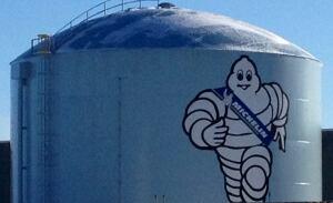 Pictou County Michelin man