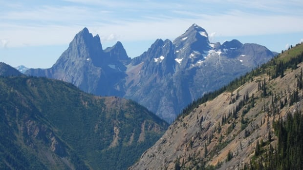 E.C. Manning Provincial Park, east of Vancouver, has over 70,844 hectares of rugged forest-clad mountains, deep valleys, alpine meadows, lakes and rivers.