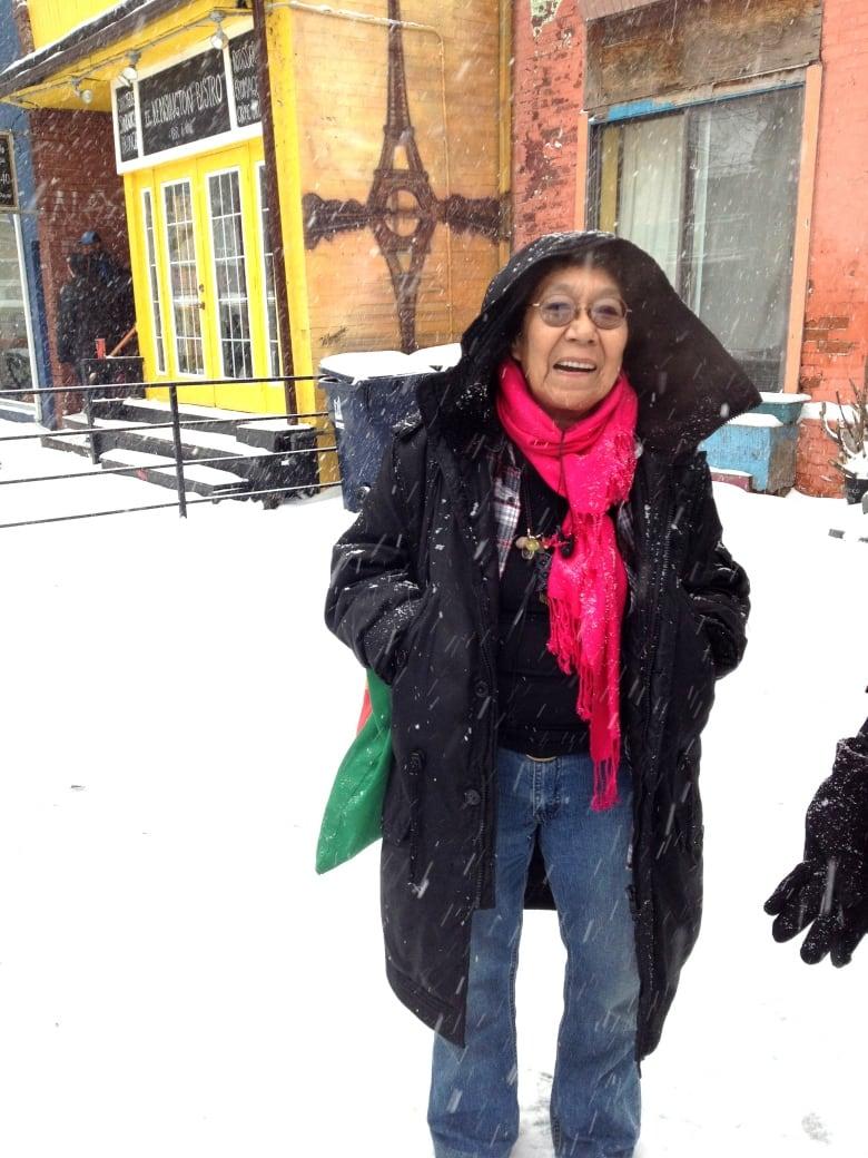Street ceremonies make change for Toronto's indigenous homeless