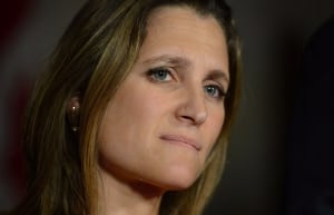 Chrystia Freeland 20131113