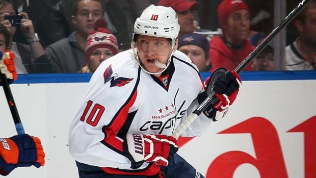 Washington Capitals forward Martin Erat has one goal, 23 assists and 22 penalty minutes in 53 games with the Capitals this season.