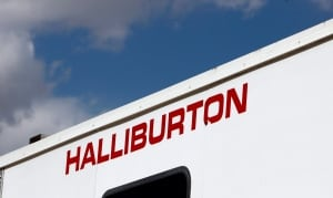 Earns Halliburton