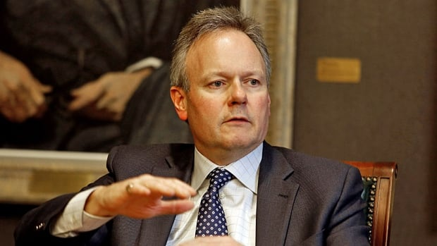 Stephen Poloz has headed up the Bank of Canada since last summer.