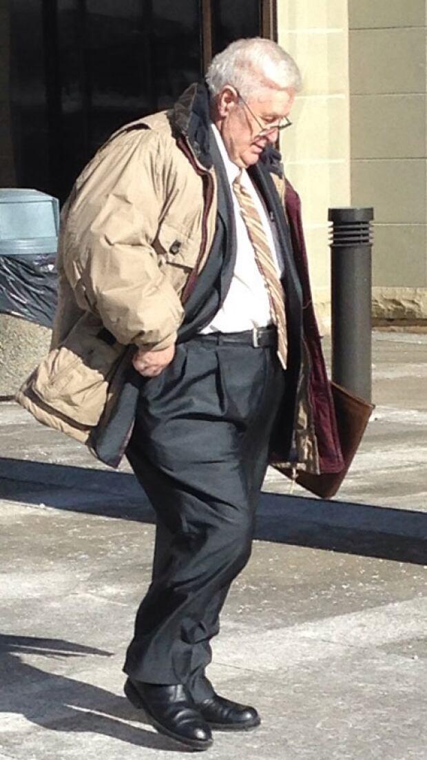 Ex-scout leader David Wolfe