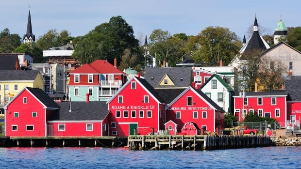 Lunenburg has traditionally been known for its fishing and marine-related economy, but that has changed.