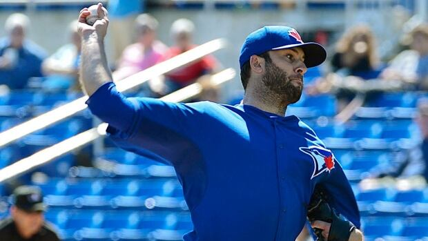 Toronto Blue Jays pitcher Brandon Morrow, shown here last month, was shelled against the Pittsburgh Pirates Wednesday.