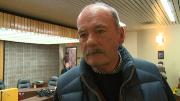 Springhill resident John Alderson said he doesn't think Springhill's problems happened overnight but it was still a shock to the community.