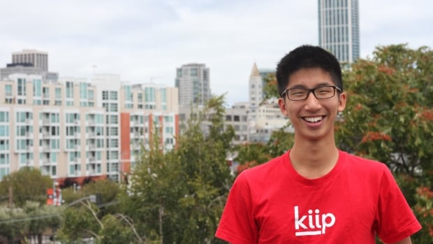 22-year old Brian Wong is the founder of Kiip - a mobile rewards network.