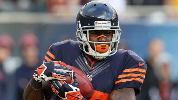 Devin Hester led the NFL with a career-high 1,436 kick return yards on a league-high 52 tries last year.