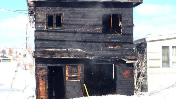 A 62-year-old woman has died, following injuries she sustained in a fire at 142 Blackmarsh Rd. in St. John's.
