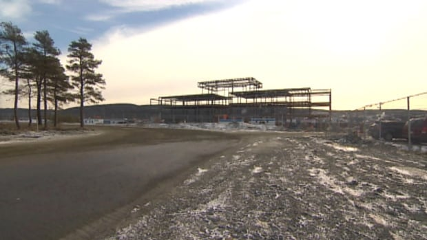 Out of 101 potential choices, Waterford Valley High School was selected as the proposed name of the new high school being built in west end St. John's. The Newfoundland and Labrador English School District will have the final say in April.