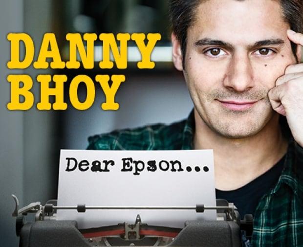 Comedian Danny Bhoy