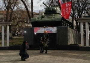 Crimea parliament