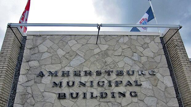 Amherstburg municipal building