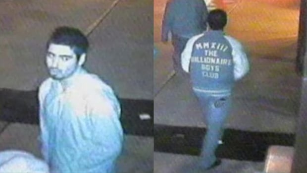 Toronto police are seeking a male suspect in connection with an assault outside the Studio Event Theatre, which occurred hours after a Brazil-Chile soccer game.