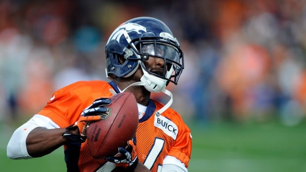Champ Bailey recovered from injuries in time to make it to his first Super Bowl, but it did not go as planned.